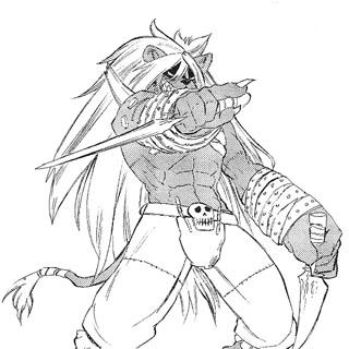 Abecedario Digimon! - Página 12 Machleomon