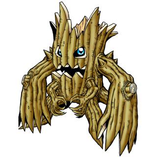 [Mushroomon] Woodmon
