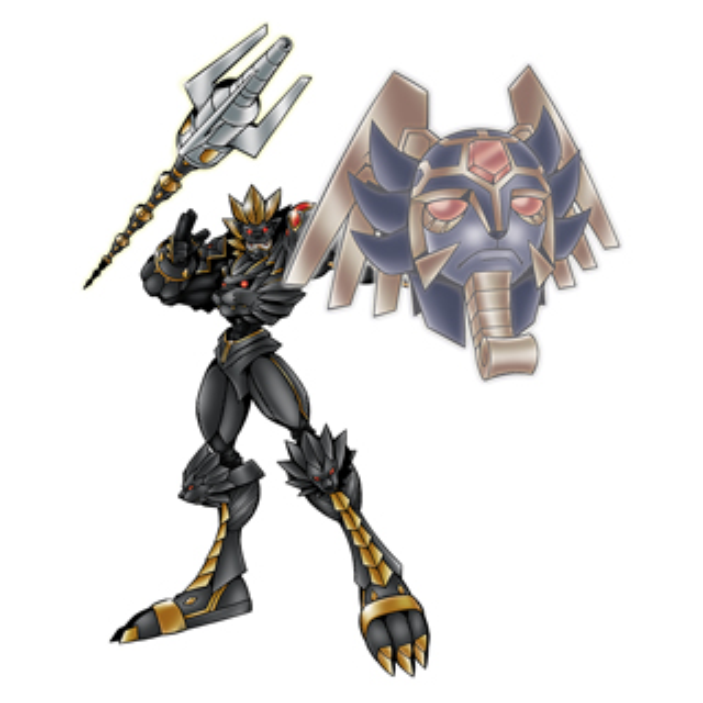 Löwemon - Wikimon - The #1 Digimon wiki