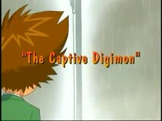 The Captive Digimon)
