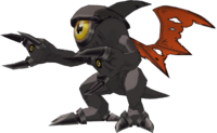Deathmon (Black) DSAM Model.png