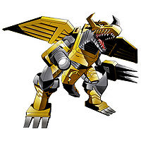 Zeke Greymon Wikimon The 1 Digimon Wiki