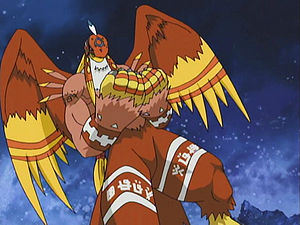 Garudamon - Wikimon - The #1 Digimon wiki