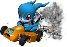 V-mon (Digimon Racing)