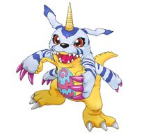 Gabumon (Digimon Story: Cyber Sleuth)