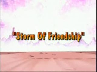 The Storm Of Friendship)