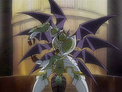 Black Seraphimon from Digimon Frontier