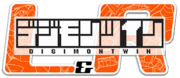 Digimon Twin logo