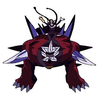 Majuu Lilithmon - Wikimon - The #1 Digimon wiki