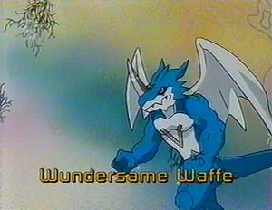 "Wundersame Waffe (""Miraculous Weapon"")"