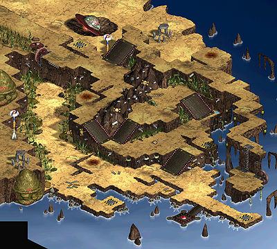 Southerly Wasteland - Wikimon - The #1 Digimon wiki on
