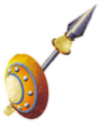 Pawn Buckler and Spear