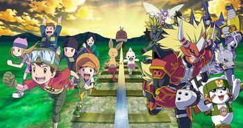 Digimon Frontier - Wikimon - The #1 Digimon wiki