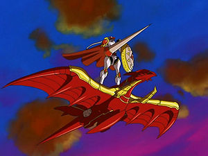 Dukemon - Wikimon - The #1 Digimon wiki