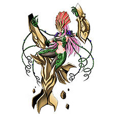 Ceresmon Medium (Digimon Crusader)