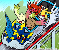 Qinglongmon terriermon lopmon guilmon renamon digimonweb.png