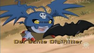 "Der achte DigiRitter (""The Eigth DigiKnight"")"