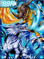 Garurumon and greymon re collectors card.jpg