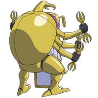 Kongoumon - Wikimon - The #1 Digimon wiki | 200 x 200 png 44kB