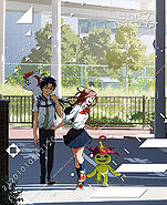 Digimon Adventure tri. Chapter 2 poster