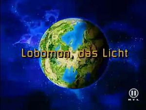 "Lobomon das Licht (""Lobomon of Light"")"
