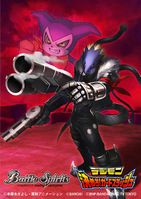 Impmon beelzebumon battle spirits illustration.jpg