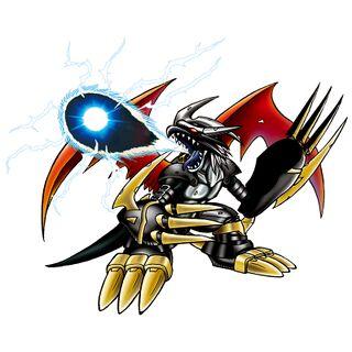 Imperialdramon (Black) - Wikimon - The #1 Digimon wiki