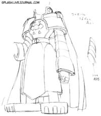 Bishop Chessmon (White) - Wikimon - The #1 Digimon wiki