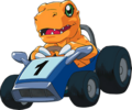 Agumon racing.png