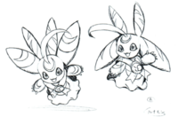 Lunamon 20th sketch2.png