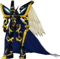Alphamon: Ouryuken - Wikimon - The #1 Digimon wiki