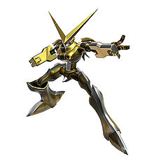 Omega Shoutmon (Digimon All-Star Rumble)