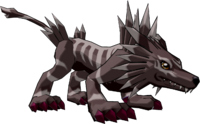 Garurumon (Black) DSAM Model.png
