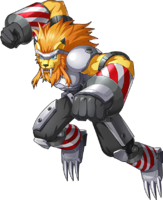 Grappu Leomon New Century.png