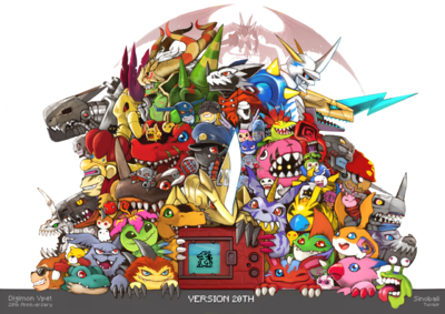 Digimon vpet 20th anniversary by Sinobali.png