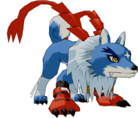 Gaogamon DSAM Model.png