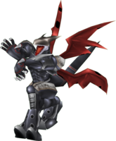 What Is Rubber Made Of >> Cyberdramon - Wikimon - The #1 Digimon wiki