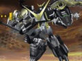 Black Shoutmon X7