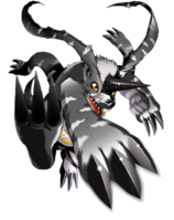 Gabumon (Black) Crusader Art.png