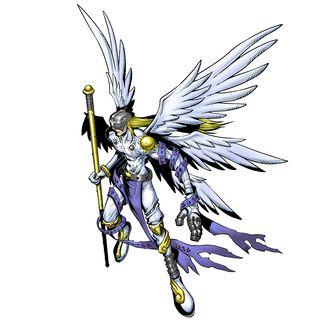Angemon Redigitize Wikimon The 1 Digimon Wiki