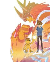 Kizuna blu-ray agumon bonds of courage.jpg
