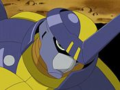 Blitzmon from Digimon Frontier