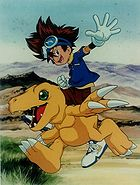 Digimon Adventure promo art