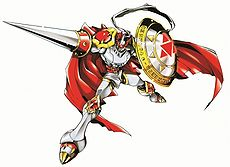 Dukemon (Digimon Crusader)
