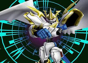 Imperialdramon: Paladin Mode - Wikimon - The #1 Digimon wiki