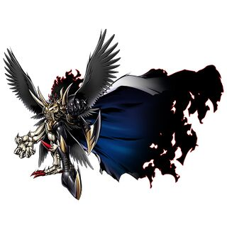 Darkness Bagramon Wikimon The 1 Digimon Wiki
