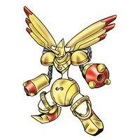 Rapidmon Armor - Wikimon