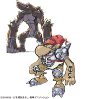 Grottemon gigasmon early.png
