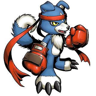 Sashenka - Wikimon - The #1 Digimon wiki