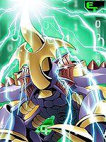 Digimon Frontier Rhinokabuterimon Rhino Kabuterimon - Wi...
